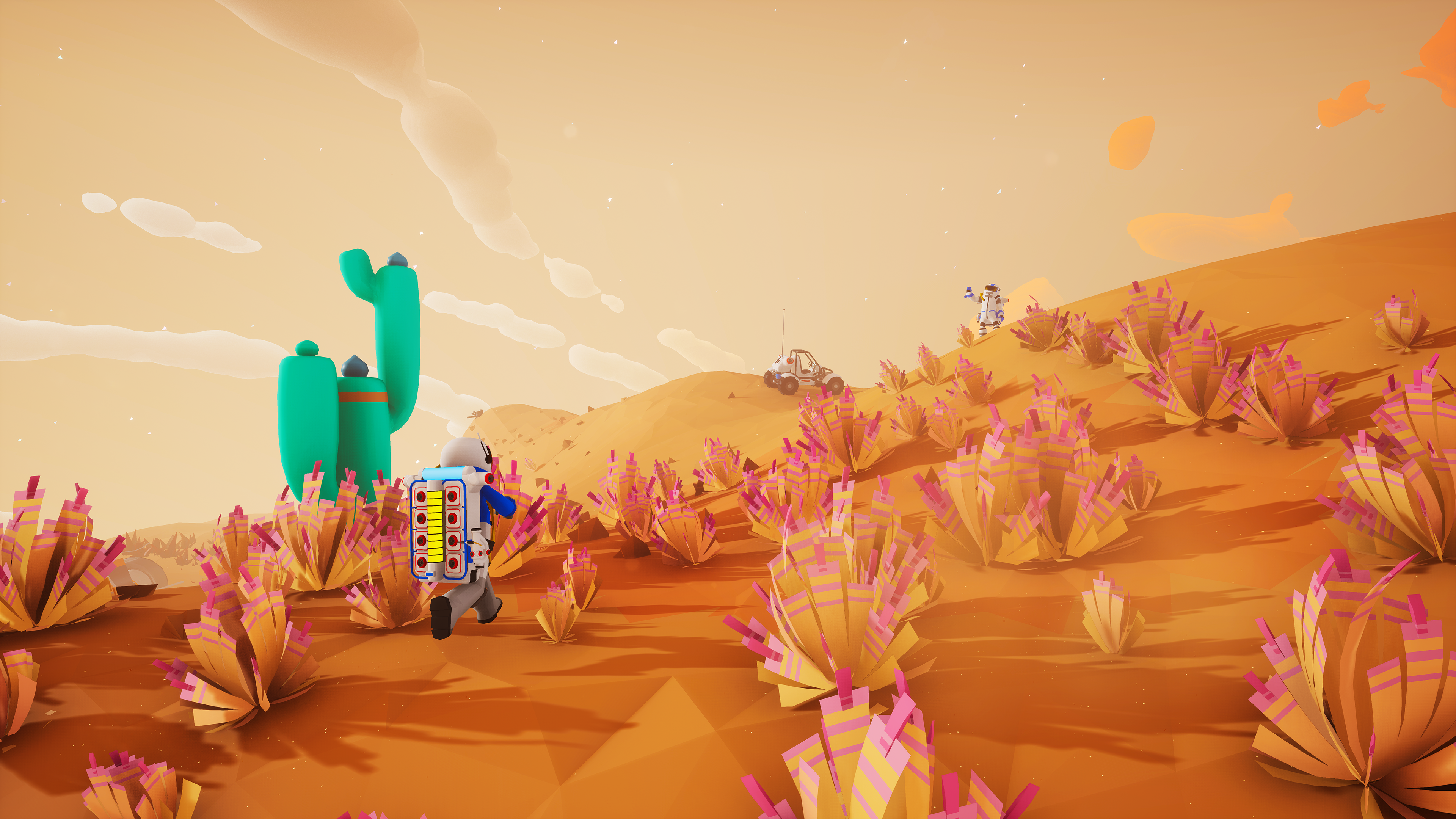 Astroneer Review Presentation image