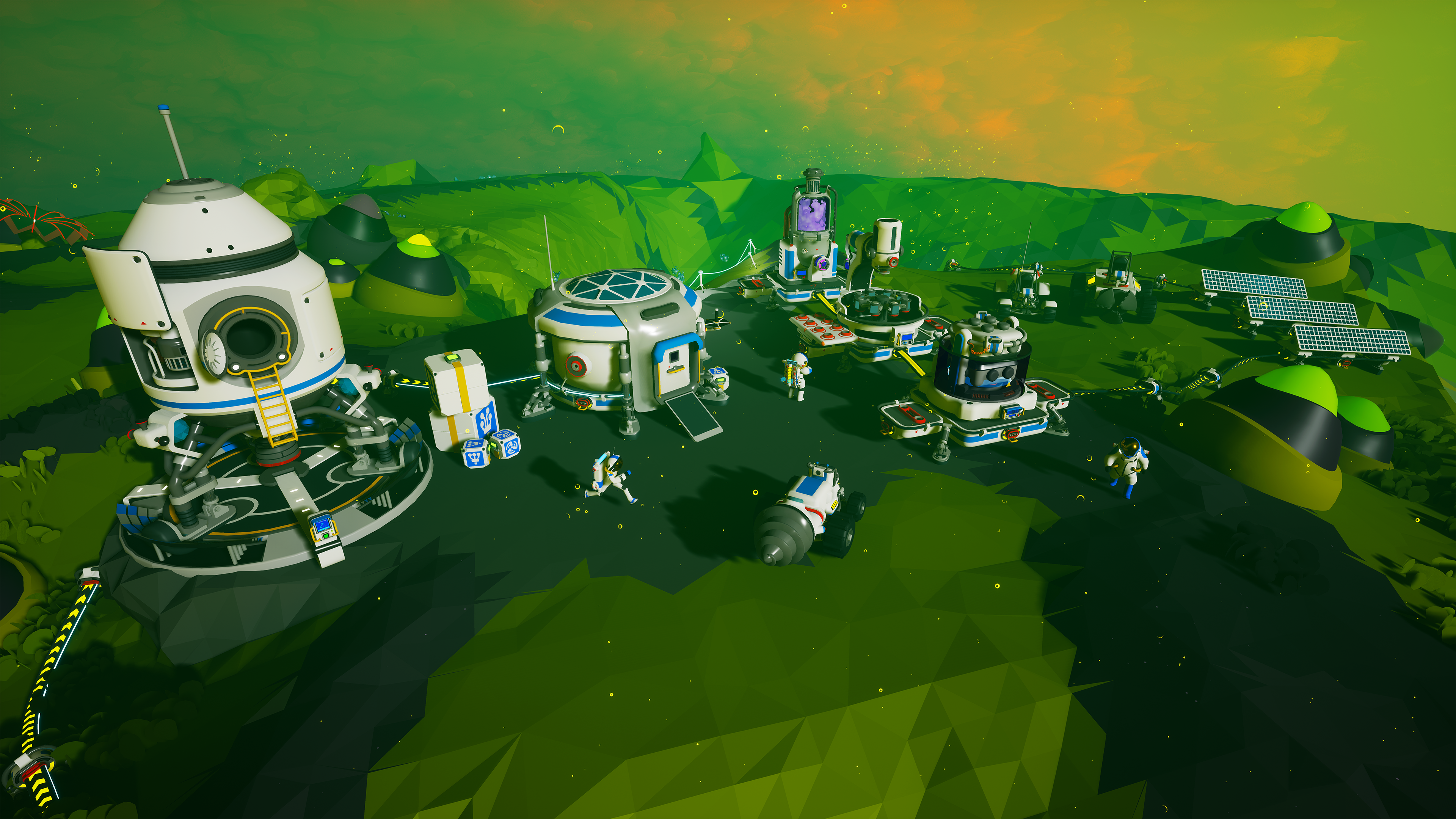 Astroneer | A Game of Aerospace Industry and Interplanetary